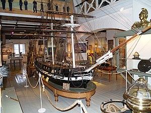 Royal Norwegian Navy Museum - Image: Norwegian Naval Museum Horten