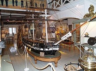 Horten - Norwegian Naval Museum