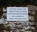 Nougein plaque (Commune de Marcillac-la-Croisille 19).jpg
