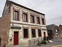 Nouvion-et-Catillon (Aisne) mairie.JPG
