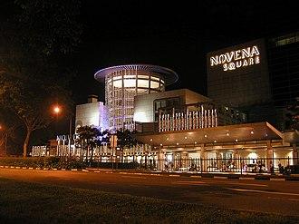 Novena, Singapore - Novena Square