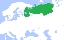 The Novgorod Republic c. 1400