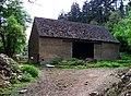Ořech, Kalinův mlýn, čp. 1, stodola.jpg