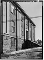 OBLIQUE PERSPECTIVE, MAIN (SOUTH) FACADE - Shirley-Eustis House, 33 Shirley Street, Boston, Suffolk County, MA HABS MASS,13-ROX,9-13.tif