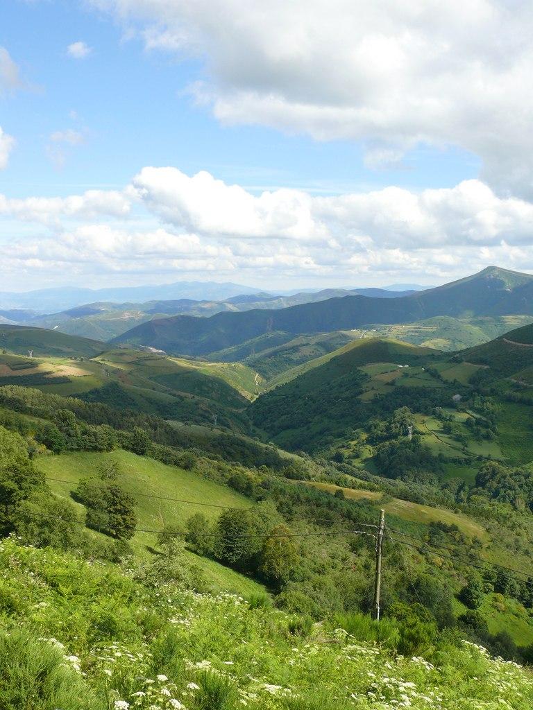 O Cebreiro, Pedrafita do Cebreiro, comarca dos Ancares