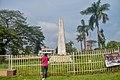 Oba palace statue, Ijebu ode, Ogun state.jpg