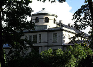 Centre for Ibsen Studies - The Centre for Ibsen Studies occupied the Oslo Observatory 2000–2010
