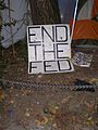 Occupy Portland November 2, end the fed.jpg