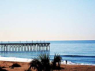Ocean Isle Beach, North Carolina - Ocean Isle Pier