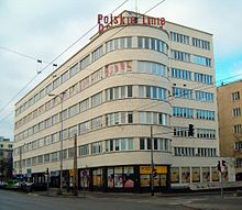 Office building at 10 Lutego Street in Gdynia.jpg