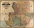 Official map of the County of Solano, California - showing Mexican grants, United States government and swamp land surveys, present private land ownerships, roads and railroads LOC 2004629225.jpg