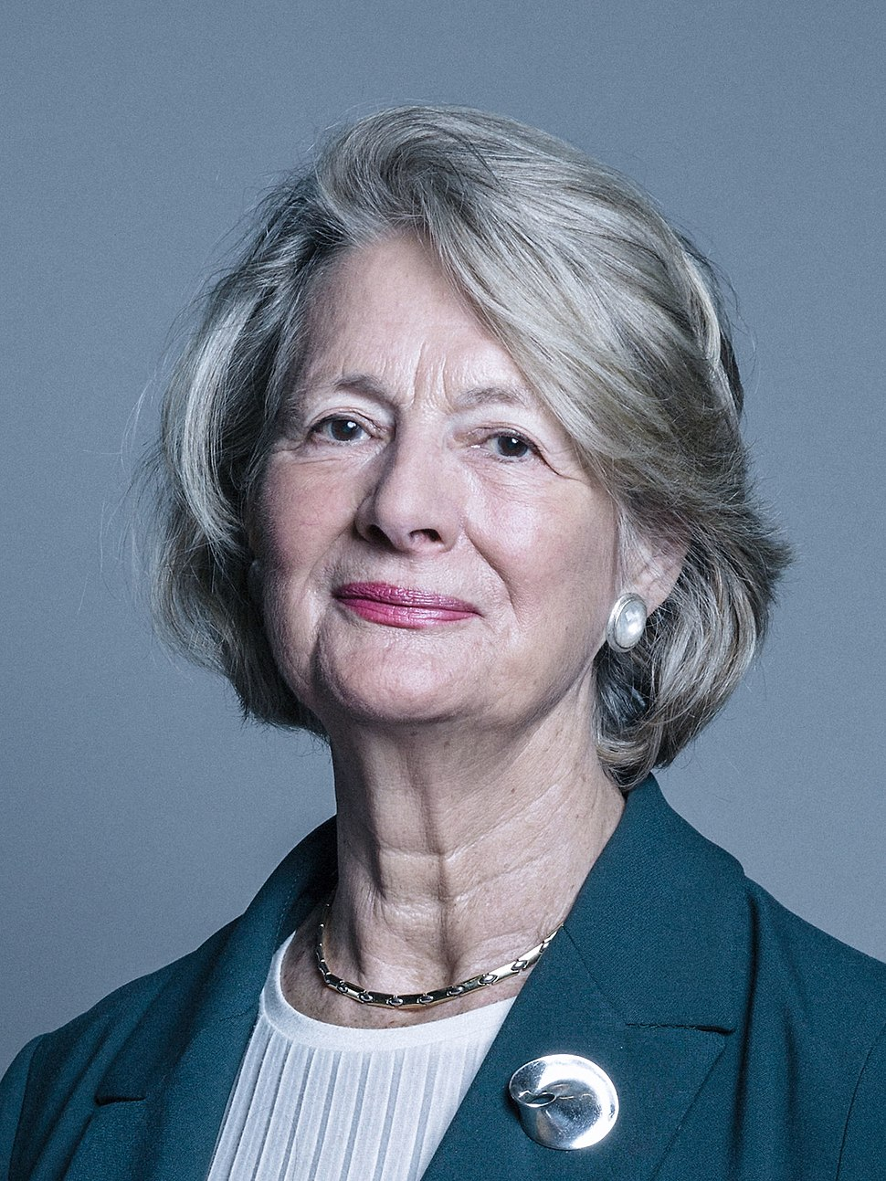 Official portrait of Baroness Jay of Paddington crop 2