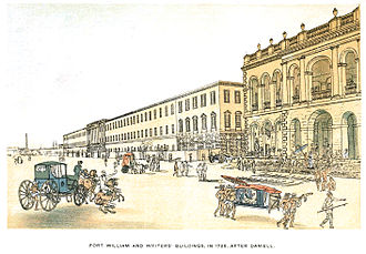 Supreme Court of Judicature at Fort William - Image: Old Fort William plate 15