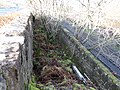 Old G&SWR main line & Mennock Toll ruins access path, Nithsdale.jpg