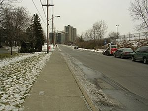 Riverview, Ottawa - Old Riverside Drive