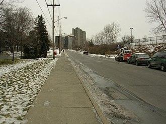 Riverview, Ottawa - Old Riverside Drive