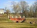 Old bridge near Skaistkalne (Schonberg) manor - panoramio.jpg