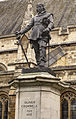 Oliver Cromwell statue Parliament Square.jpg