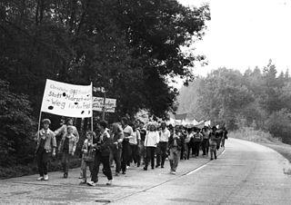 Olof Palme Peace March organization