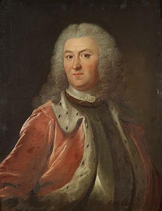 Olof Arenius - Image: Olof Arenius Portrait of Axel Löwen