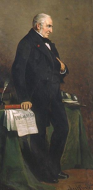 Jean Baptiste Julien d'Omalius d'Halloy - Jean d'Omalius d'Halloy