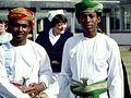Omanische Offiziere (1984).jpg