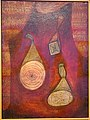 Omega 5, Dummy, by Paul Klee, 1927 AD, oil on canvas glued to cardboard - Museo Nacional Centro de Arte Reina Sofía - DSC08796.JPG