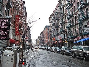 Orchard Street Manhattan Wikipedia