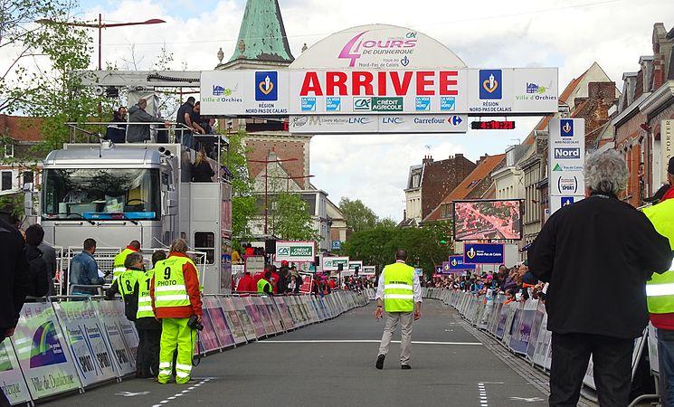 Orchies - Quatre jours de Dunkerque, étape 1, 6 mai 2015, arrivée (B06).JPG
