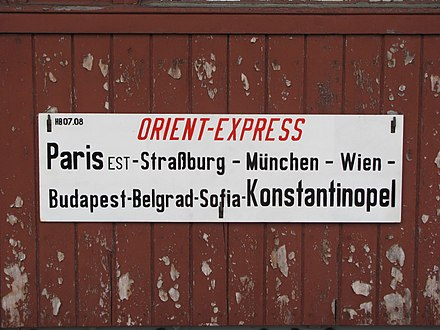 Orient-Express - Wikiwand