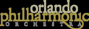 Orlando Philharmonic Orchestra - Image: Orlando Philharmonic Orchestra logo
