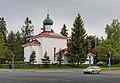 Orthodox Church of Tikkurila in Viertola, Vantaa, Finland, 2021 May.jpg