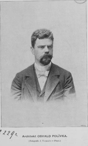 Osvald Polívka - Osvald Polívka (1896)