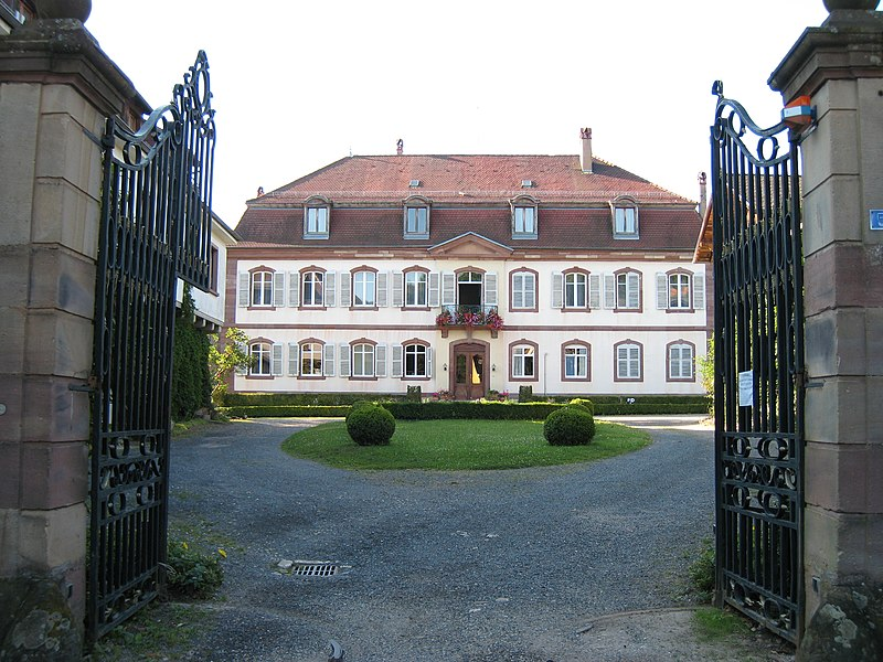 chateau de windec