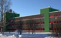 Oulun Yliopisto Kauppakorkeakoulu