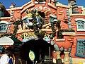 """Outdoor facade of """"Roger Rabbit's Car Toon Spin"""" at Disneyland (2006).jpg"""