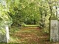 Overgrown entrance to Lochridge - geograph.org.uk - 264820.jpg
