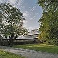 Overzicht kassen met de verhoogde Victoriakas - Leiden - 20379209 - RCE.jpg