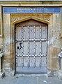 Oxford. Bodleian Library. Schola Vetus Iurisprudentiæ.jpg