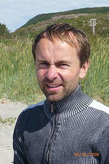 Øyvind Håbrekke Norwegian politician