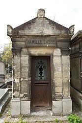 Tomb of Labbé