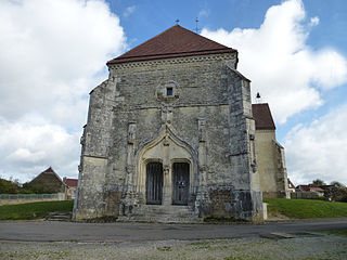 Cussangy Commune in Grand Est, France