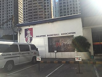 Philippine Basketball Association - Main offices of the PBA.