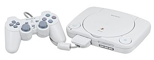 PlayStation - The redesigned PS one