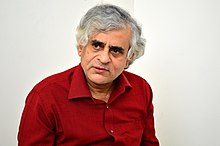 P. Sainath in a meeting at Attappadi, Kerala, India