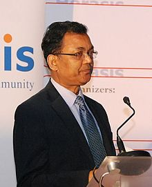 Paban Singh Ghatowar at the 2013 Horasis Global India Business Meeting crop.jpg