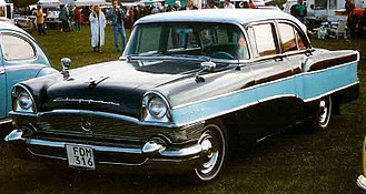 1956 Packard Clipper Packard Clipper Custom 4-Door Sedan 1956.jpg