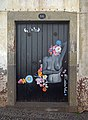 Painted door (Niu). Funchal, Madeira.jpg