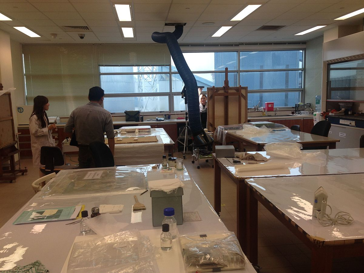 Conservation and restoration of paintings wikipedia solutioingenieria Gallery