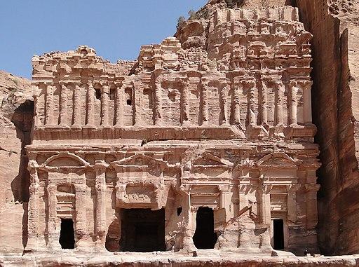 Palace Tomb, Petra